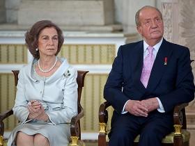 Монарх Испании Хуан Карлос I