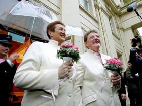 геи,свадьба