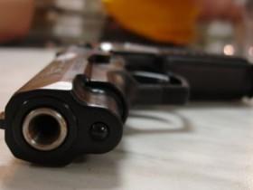 убийство,револьвер,