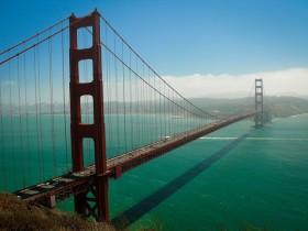 Защиту от самоубийц определят на мосту в Сан-Франциско