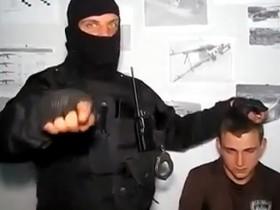 ВИДЕО допроса остановленного на Донбассе 16-летнего стримера