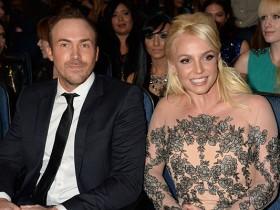 Бритни Спирс и ее супруг Дэвид Лукадо