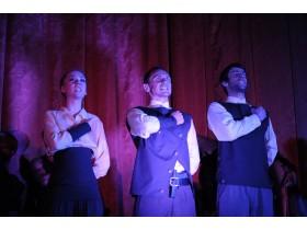 В Киеве состоялась премьера спектакля «Великий Будда, помоги им»