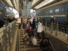беженцы крым