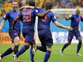 Бразилия - Голландия 0:3.  Нидерланды снова с медалями