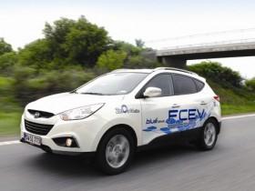 Хендай ix35 Fuel Cell
