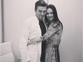 Андрей Искорнев и Елена Скорикова