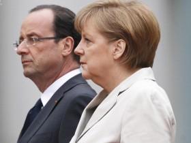Меркель+Олланд