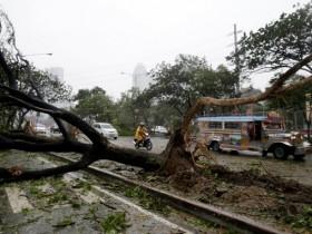 тайфун Рамассун