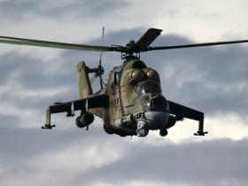 вертолет, Ми-24,