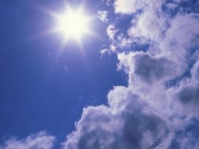 жаркая погода,