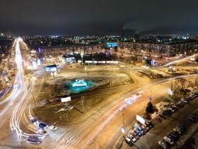 развязка Киев