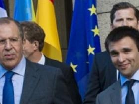 Министры зарубежных дел Украины и РФ повстречаются в Германии
