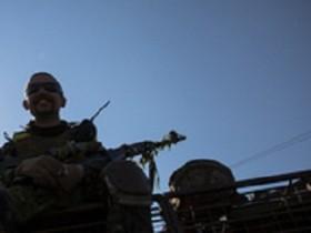 Под Луганском замечена колонна российской техники (ВИДЕО)