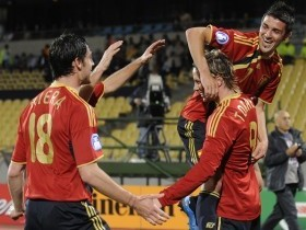 сборная,Испании