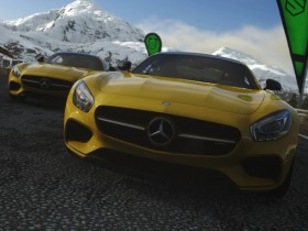 Mercedes-AMG GT,Driveclub,