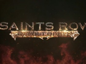 Saints Row 4 Gat Out of Hell
