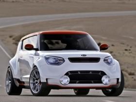 Kia Trackster concept 2012