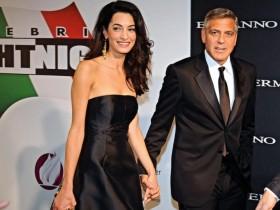 Джордж Клуни,Амаль Аламуддин