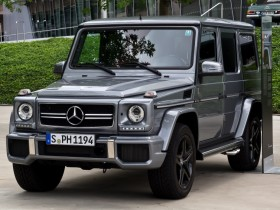 G-Class Mercedes-Benz