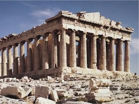 Парфенон,Греция,