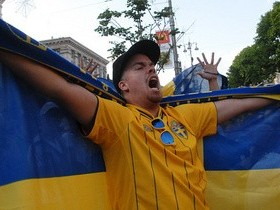 шведы,фанат
