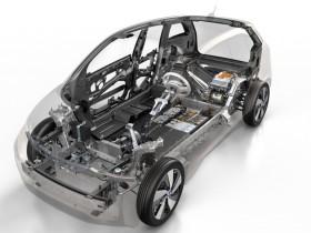 карбон,углепластик,BMW i3,