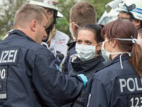 полиция,эбола,