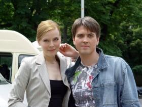 Маша Куликова и Денис Матросов