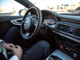 Audi,Audi A8,автопилот,