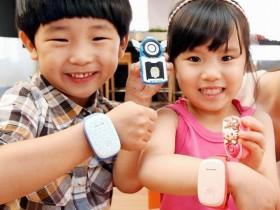 Смарт-браслет для детишек «ЭлДжи» KizON