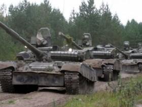 ДНР, бронетанки,