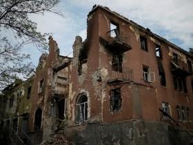 Семеновка,руины