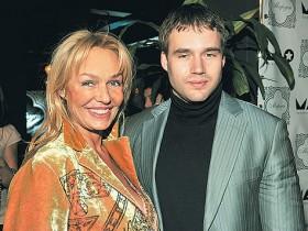 Светлана Андрейченко с сыном