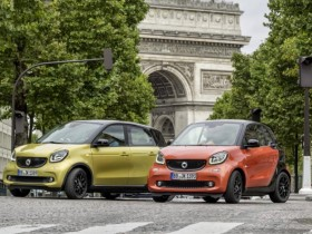 Smart ForTwo и FourFor