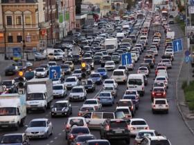 Киев пробки затор