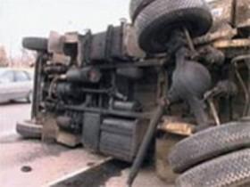 На Луганщине солдаты РФ попали в аварию: никто не выжил