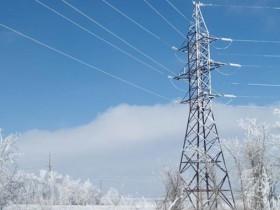 зима электроэнергия