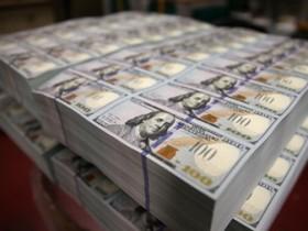 доллары США долг