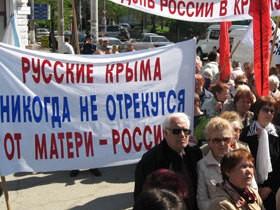 Крым и РФ