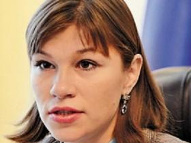 Анна Онищенко стала министром Кабинета министров (ВИДЕО)