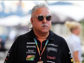 Force India,Малья