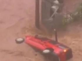 Потоп в Сан-Паулу