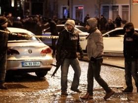 Стамбул теракт