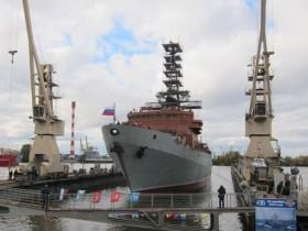 Разведывательный корабль Юрий Иванов
