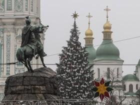Главную елку Украины продадут на аукционе