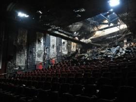 """На реконструкцию кинотеатра  """"Жовтень"""" выделят 12 млн грн"""