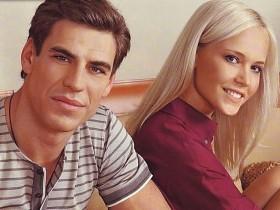 Д. Дюжев с супругой