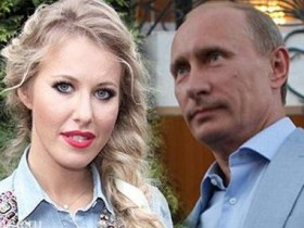 ВИДЕО: Собчак и Путин стали персонажами любовной драмы