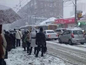 снегопад киев